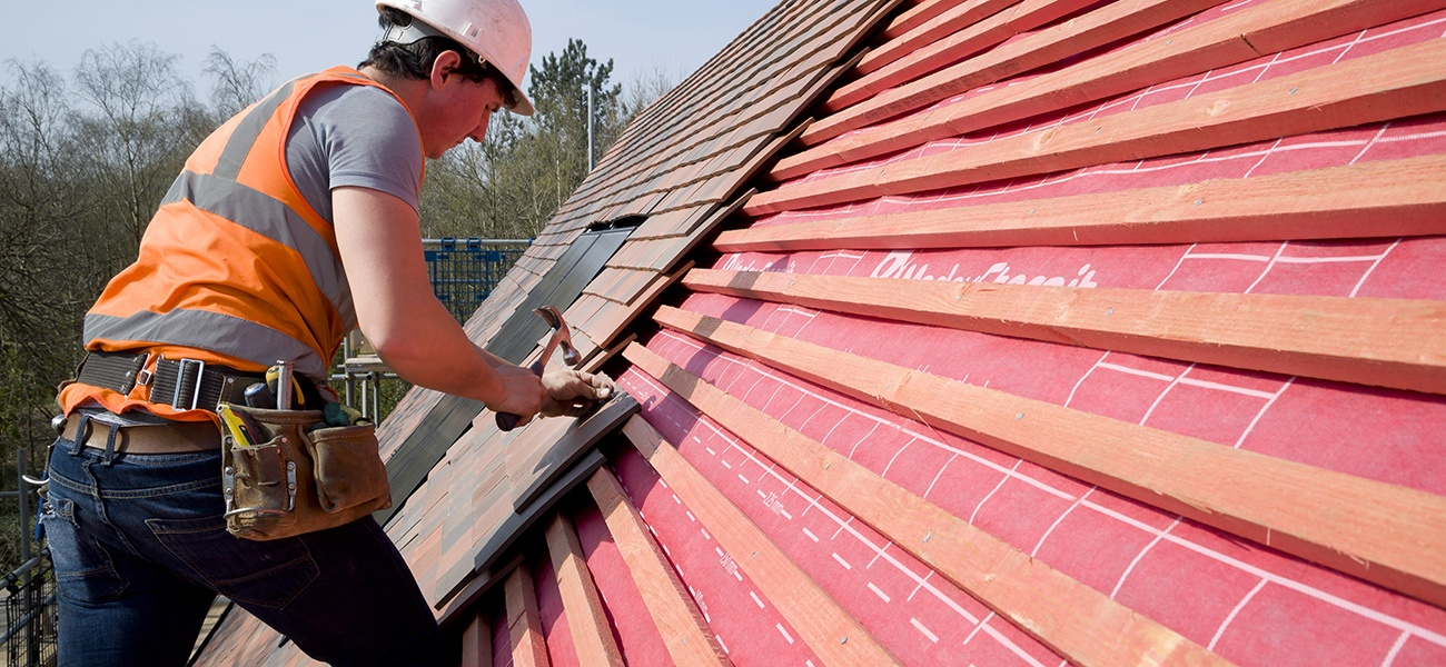 Roofing Dundee Tile
